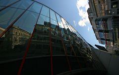 """Gespiegelte Bauwerke #3 """"horizontal und vertikal"""""""