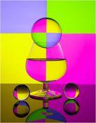 Gespiegelte Farben