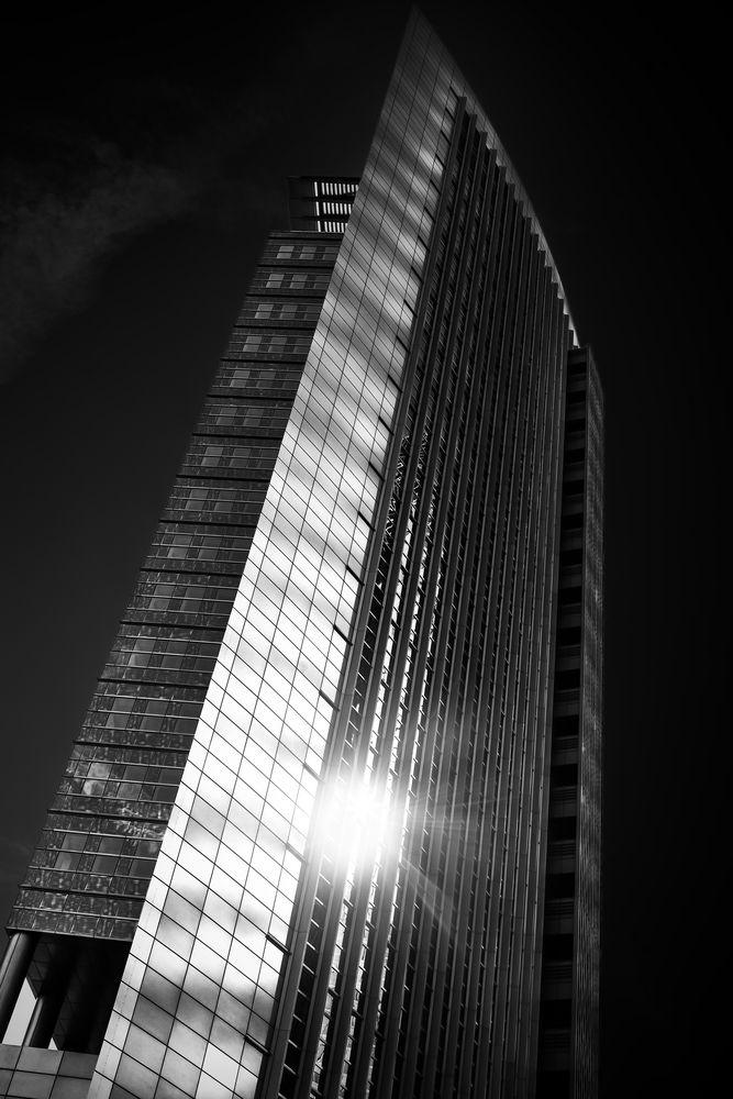 © gespiegelte Sonne