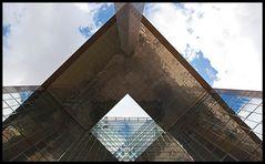 Gespiegeltes Dreieck