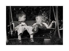 Gespräche unter Freunden
