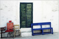 Gespür für Sitzmöbel