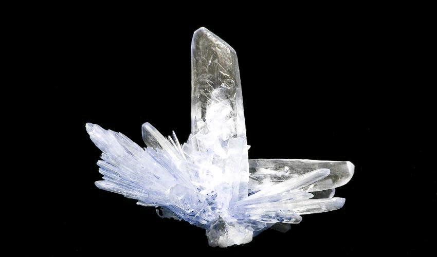 Gesso in cristalli- Francia