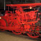 Gestänge von Dampf - Tenderlokomotive 97 502