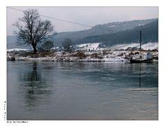 Gestern an der Weser....