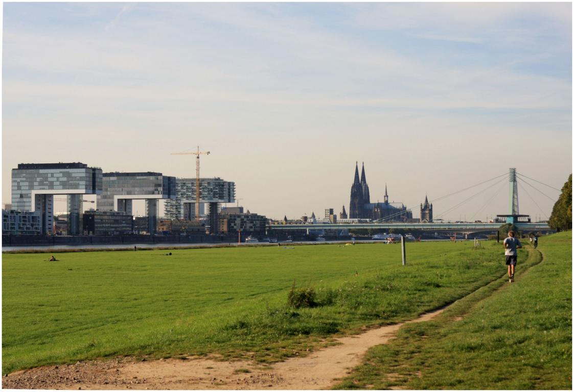 Gestern in Köln...
