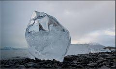 gestrandeter eisberg