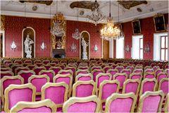 Gestühl im Fürstensaal