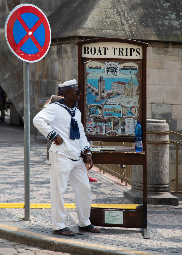 Get your kicks on Moldau Boat Trips