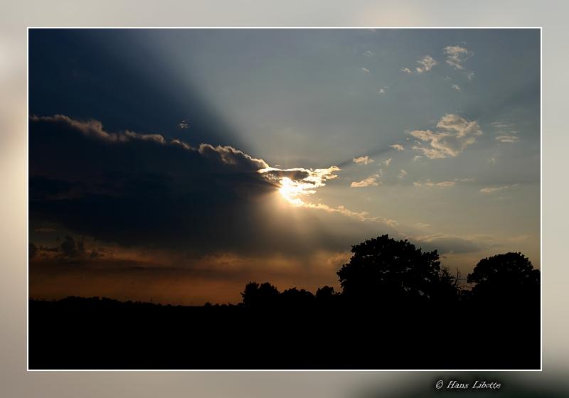 Geteilter Himmel
