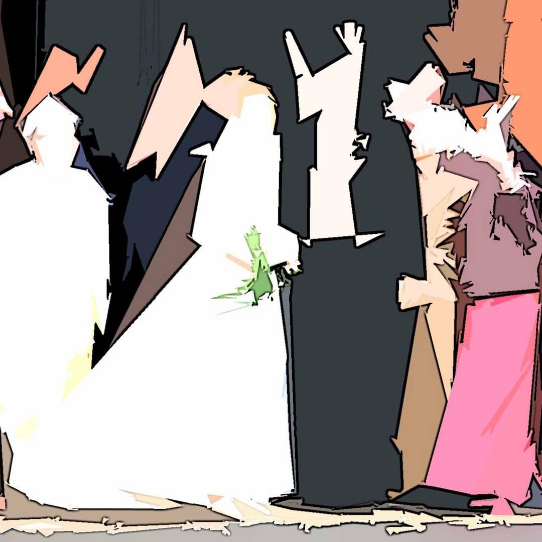 getraut - Hochzeit