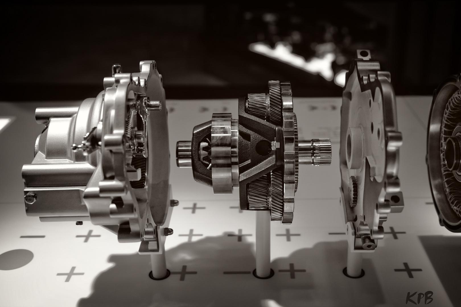 Getriebe Detail