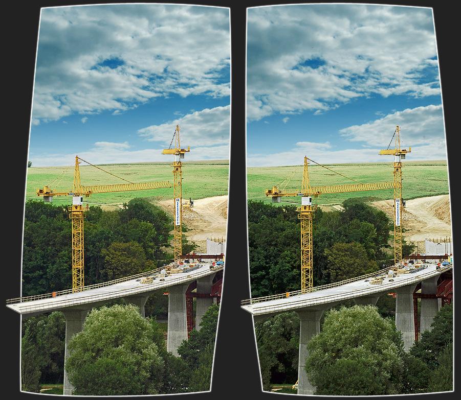 Gettare un ponte 3D