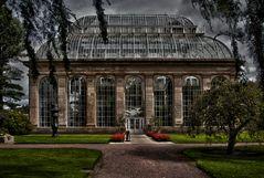 Gewächshaus in Edinburgh