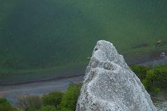gewaltige Felsen.........