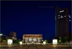 Gewandhaus Leipzig & MDR Tower