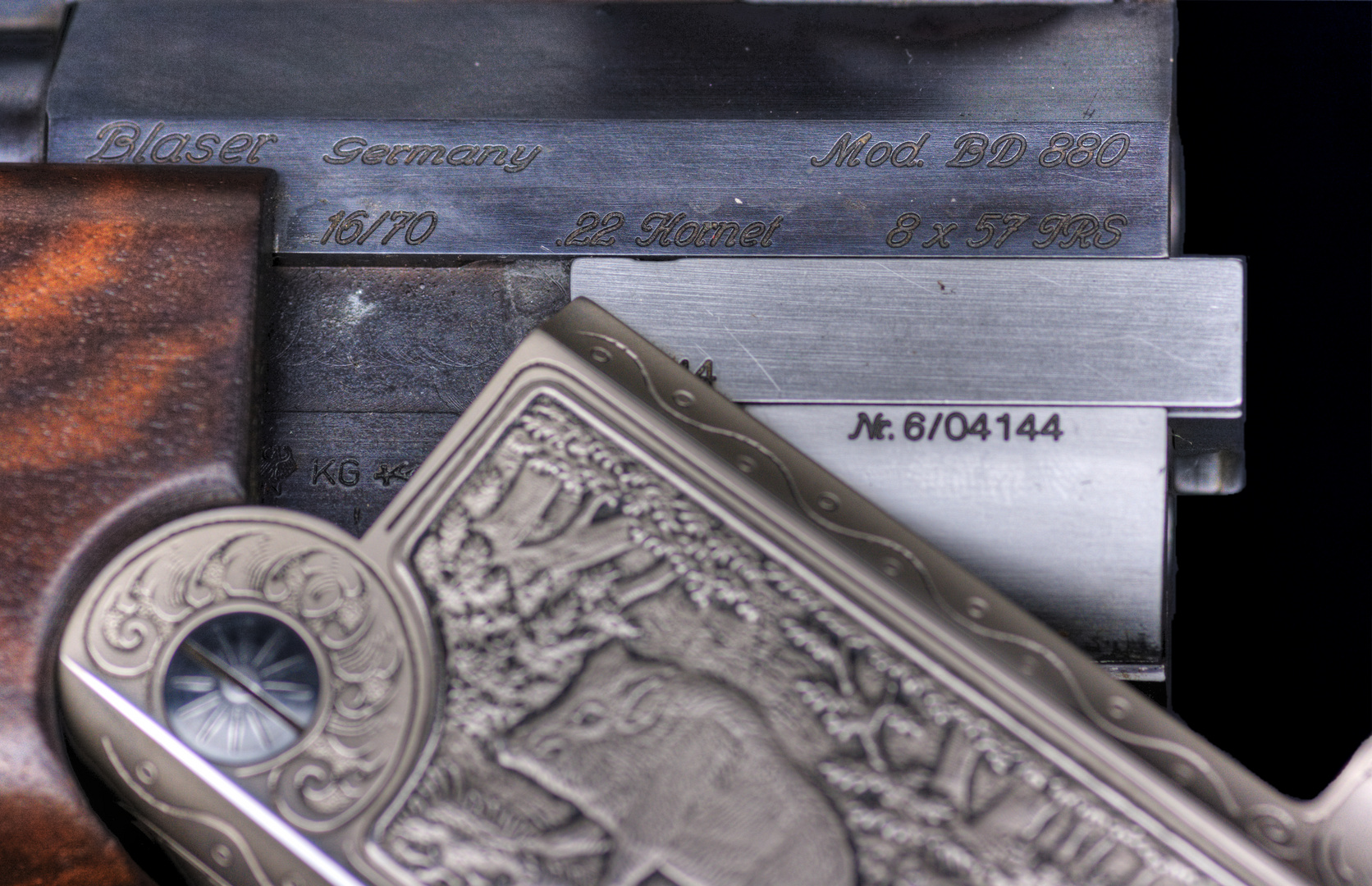 Gewehr Blaser Mod. DB 880