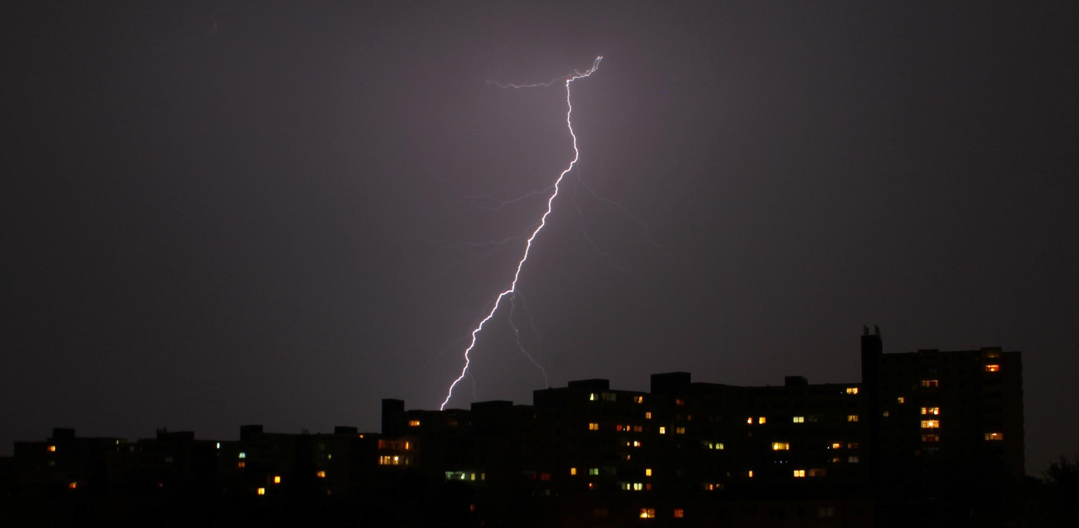 Gewitter am 19.06.2013 über Kiel (2)