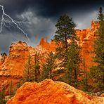 Gewitter im Bryce Canyon II