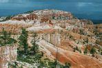 Gewitter im Bryce Canyon USA