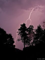 Gewitter in NRW 2
