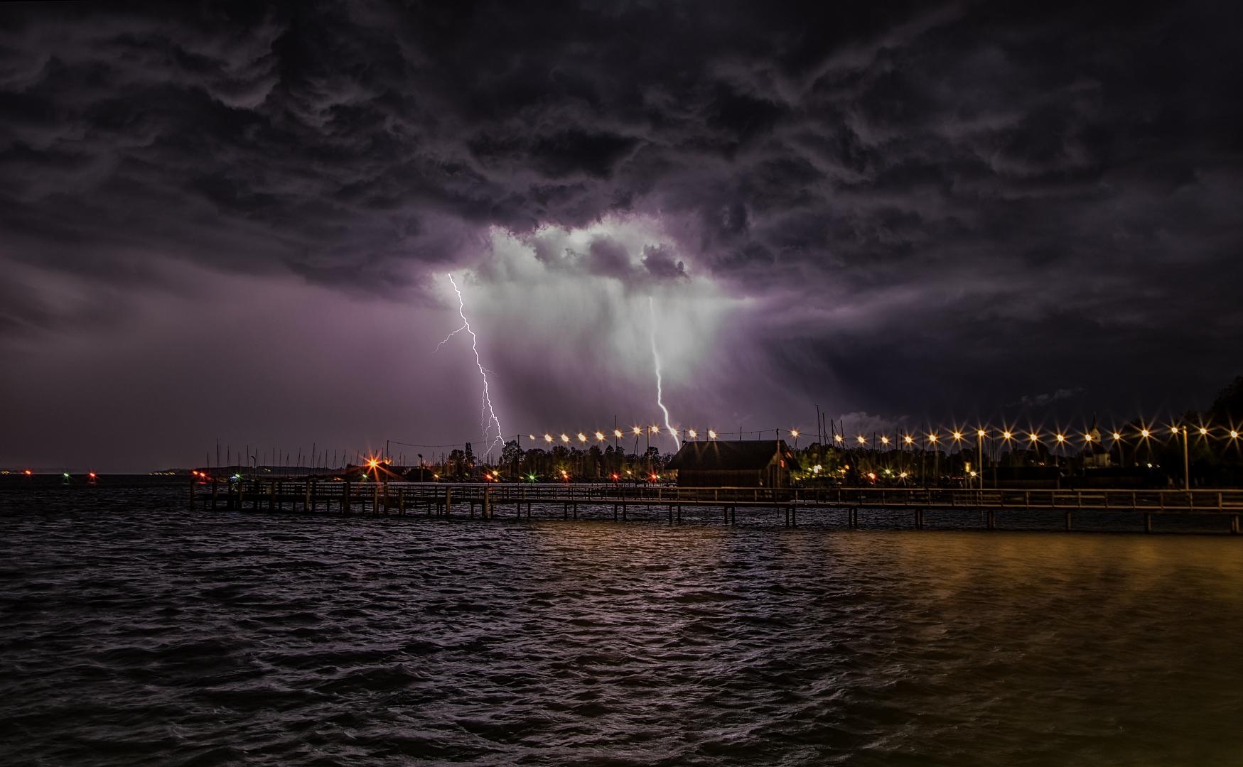 Gewitter zieht auf 3