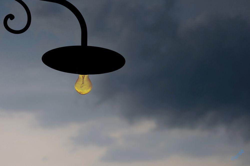Gewitterlampe