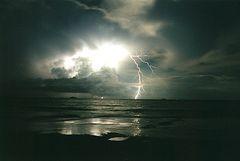 Gewitternacht auf Ibiza