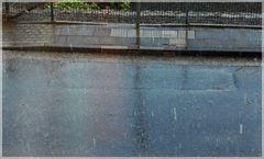 Gewitterregen