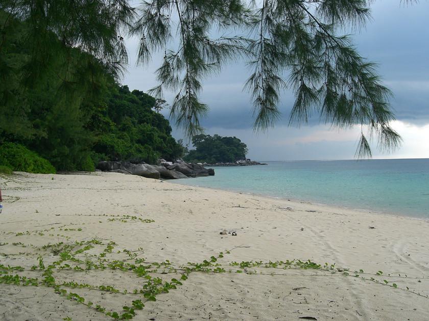 Gewitterstimmung auf Pulau Tioman
