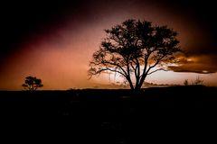 Gewitterstimmung - Namibia