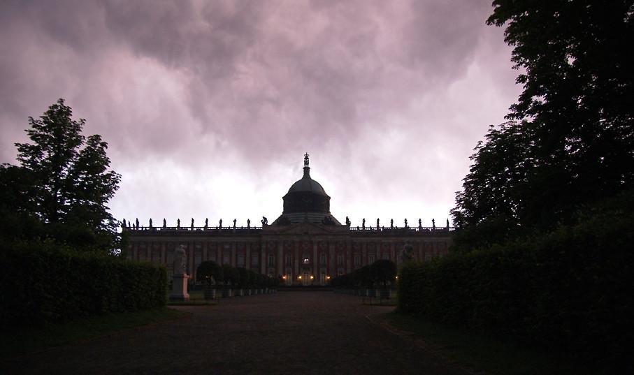 Gewittertour Sanssouci, 31.05.09 – 05