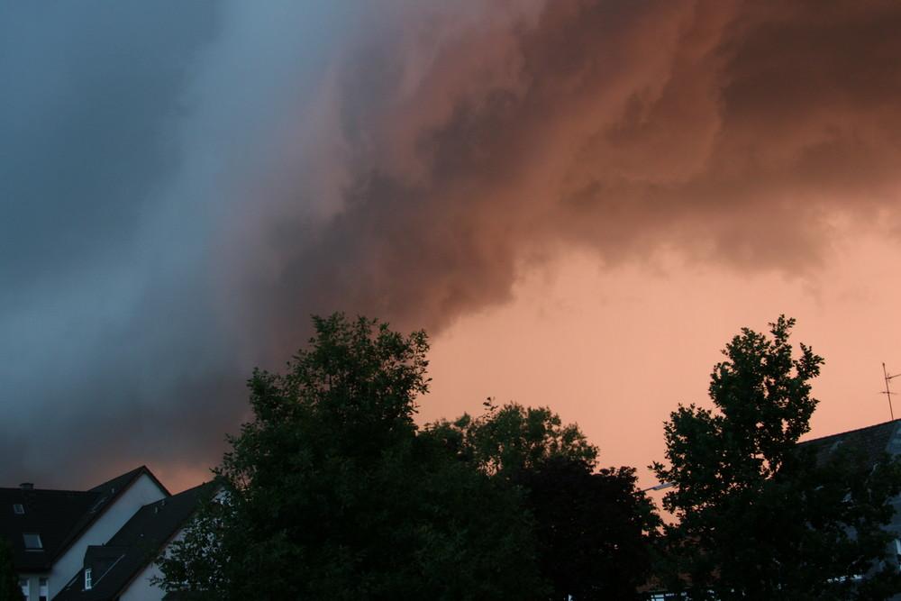 Gewitterwolken 1