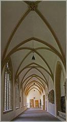 Gewölbe im Kreuzgang zum Dommuseum