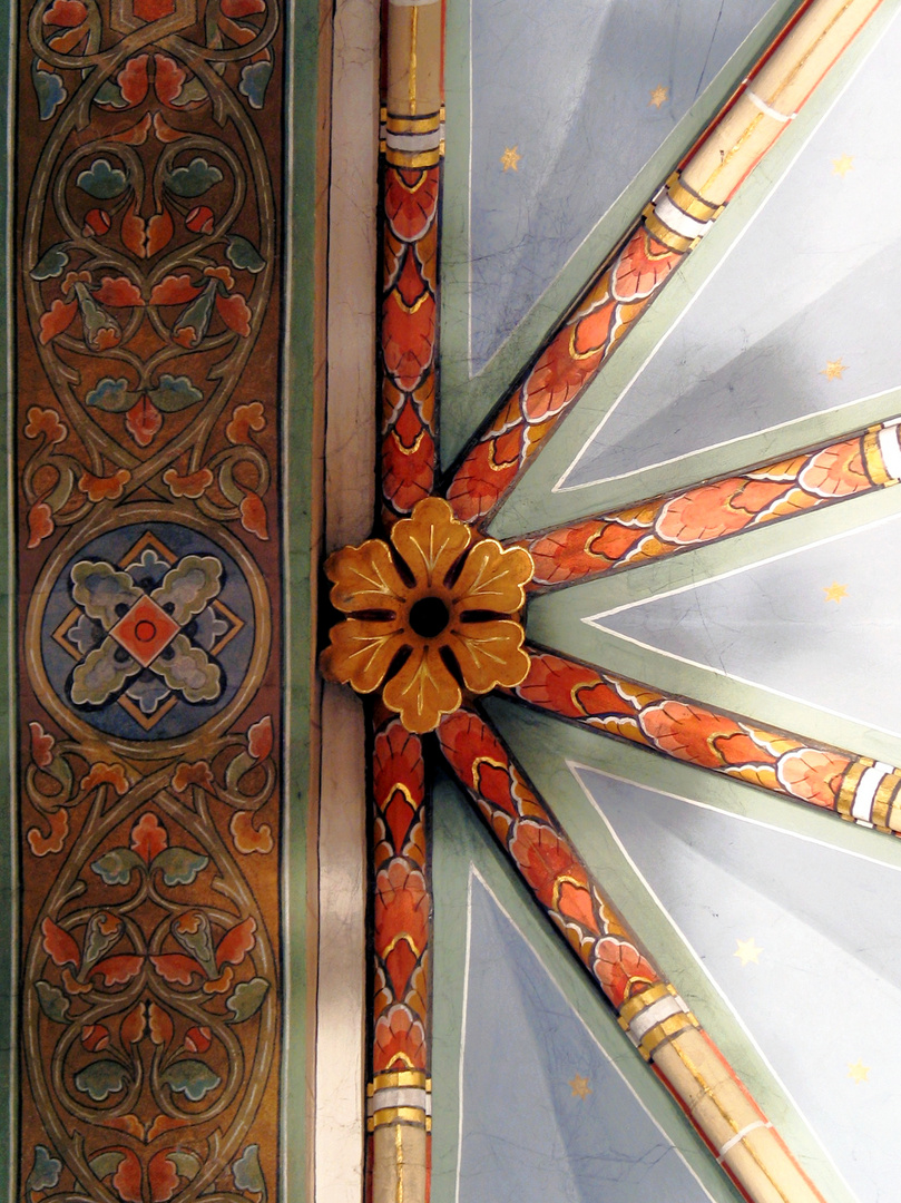 Gewölbe St. Maximin Wülfrath-Düssel