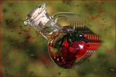 Gewürz in der Flasche