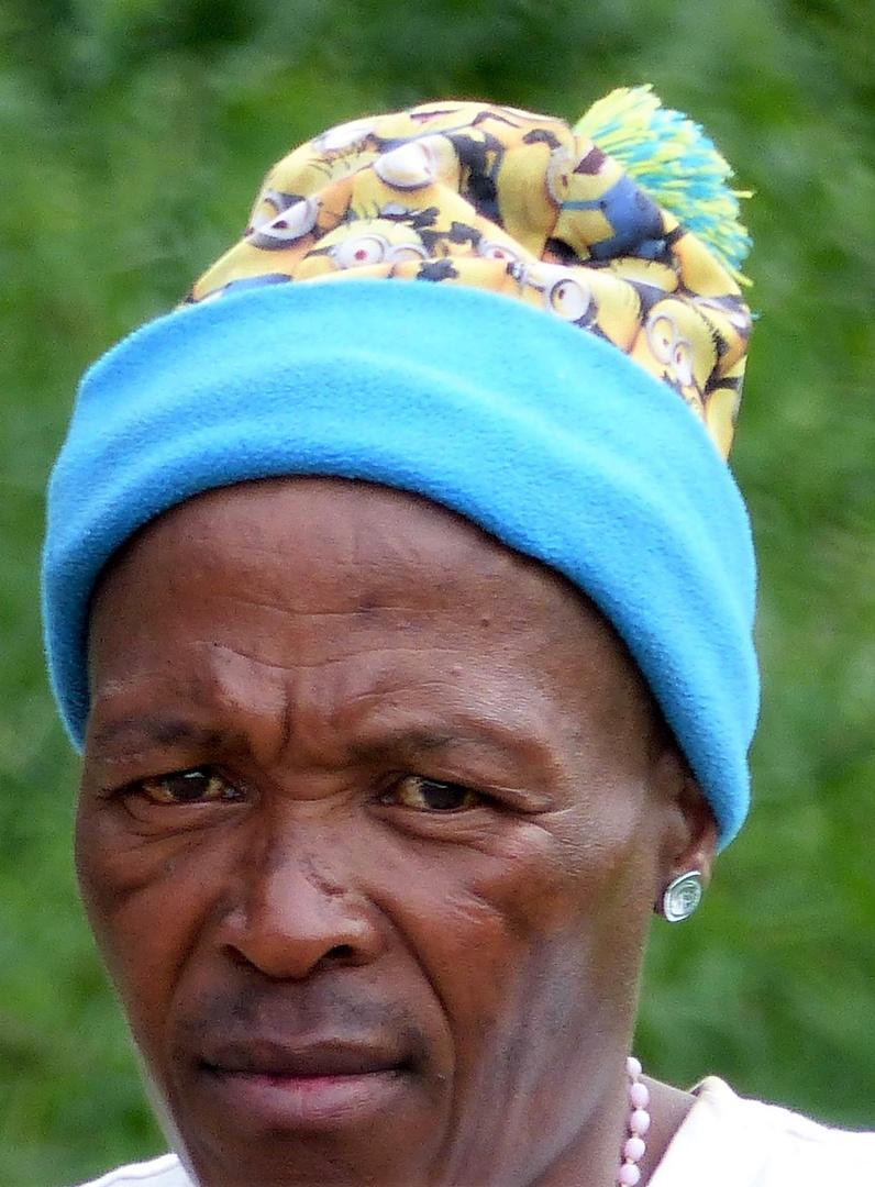 gezeichnet - ein leben im südafrikanischen township