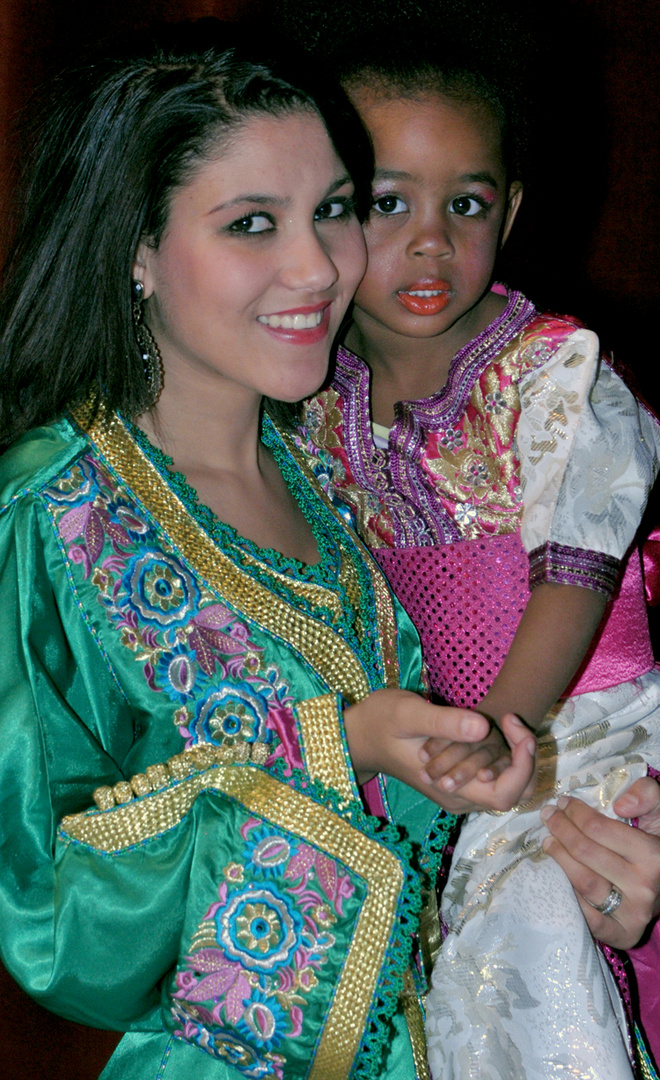 Ghenwa 2 und Laila