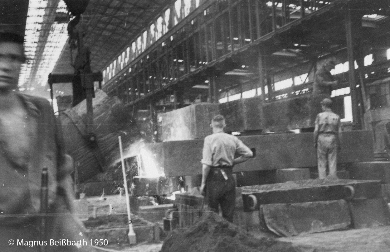 GHH Geißerei Juni 1950 #2
