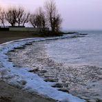 Ghiaccio sul lago