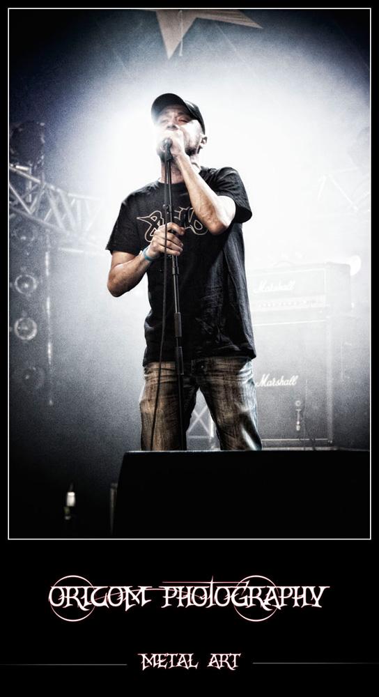 Ghost Brigade - Hellfest 2010