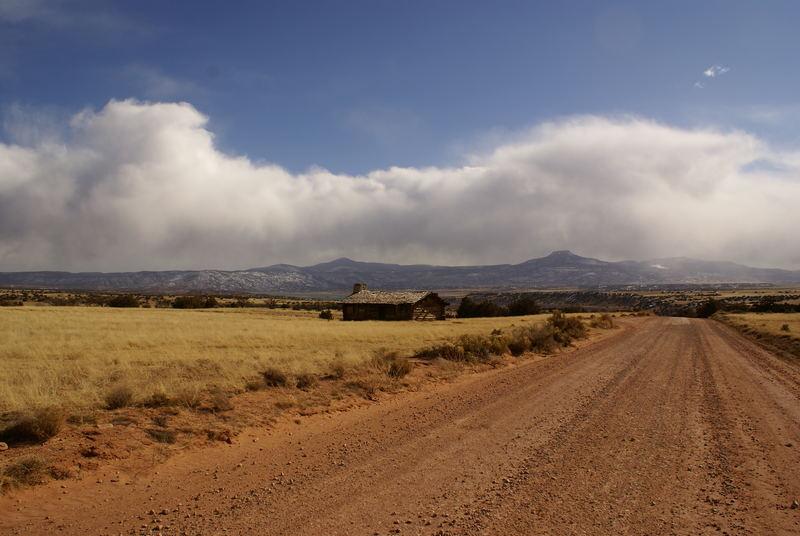 Ghost Ranch - Abiquiu