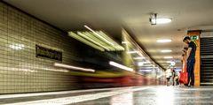 Ghost subway