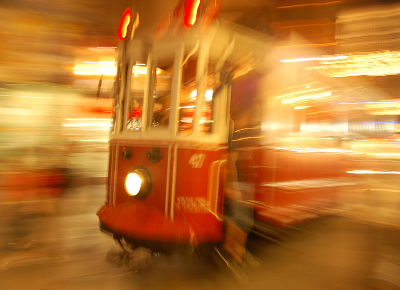 ghost tramway