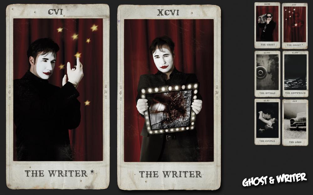 Ghost & Writer [Promo]