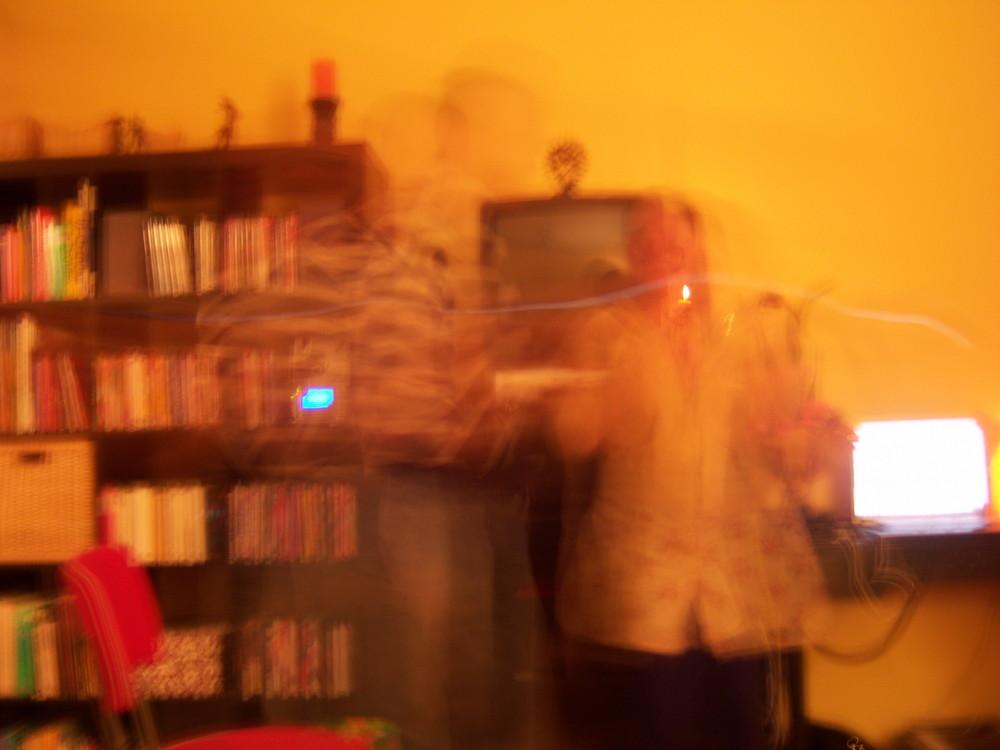 ghostdancing?