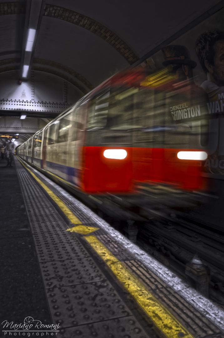 Ghosting metro