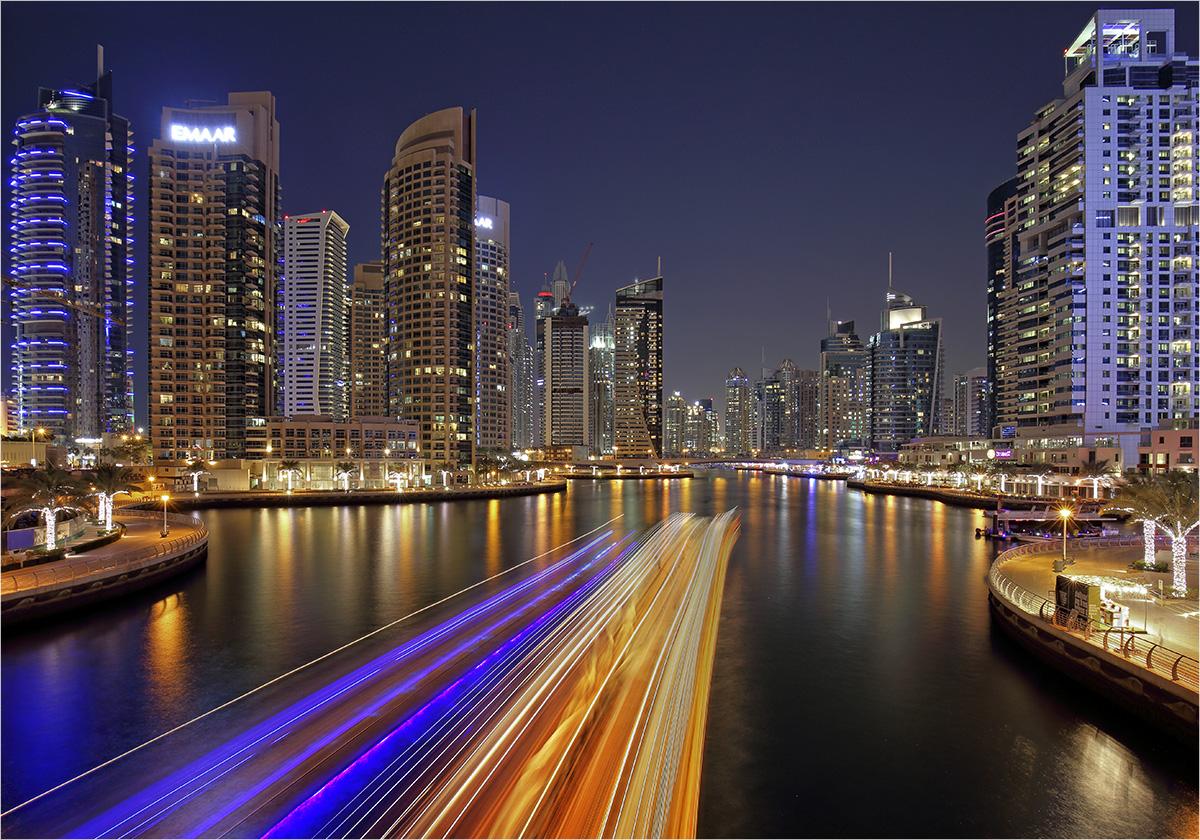 Ghostriders @ Dubai Marina