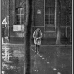 Giacometti fotografato dal suo amico Cartier-Bresson