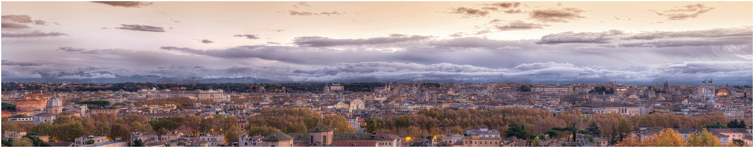 Gianicolo - Panorama